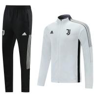 Juventus Training Kit (Jacket+Pants) White 2021/22