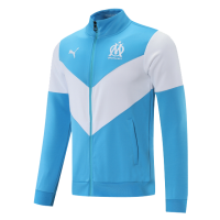 Marseilles Anthem Jacket Blue 2021/22