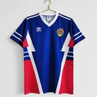 Yugoslavia Retro Soccer Jersey Home Replica 1990