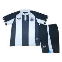 Newcastle Kid's Soccer Jersey Home Kit(Jersey+Short) Replica 2021/22