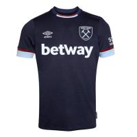 West Ham United Soccer Jersey Third Away  Replica 2021/22