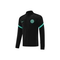 Inter Milan Training Jacket Black 2021/22