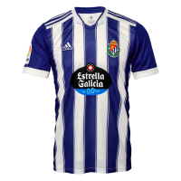 Real Valladolid Soccer Jersey Home Replica 2021/22