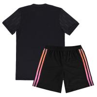 Juventus Kid's Soccer Jersey Away Kit(Jersey+Short) Replica 2021/22