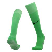 Kid's Liverpool Soccer Socks Goalkeeper Green 2021/22