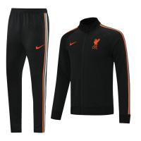 Liverpool Training Kit (Jacket+Pants) Black 2021/22