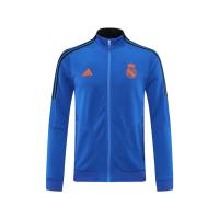 Real Madrid Training Jacket Blue 2021/22