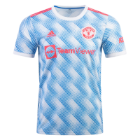 Manchester United Soccer Jersey Away Replica 2021/22