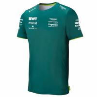 Aston Martin Cognizant F1 Racing Team T-Shirt Green 2021