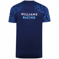 Williams F1 Racing Team Training Jersey - Navy 2021