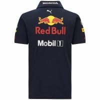 Red Bull F1 Racing Team Polo Black 2021