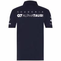 AlphaTauri F1 Racing Team Polo - Navy 2021