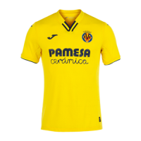 Villarreal Soccer Jersey Home Replica 2021/22