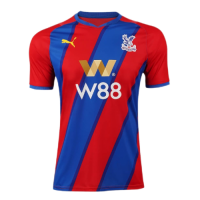Crystal Palace Soccer Jersey Home Replica 2021/22