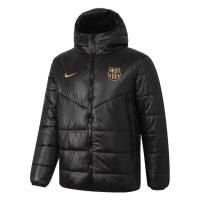 Barcelona Training Winter Jacket Black 2021/22