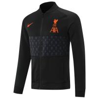 Liverpool Training Jacket Replica Black 2021/22