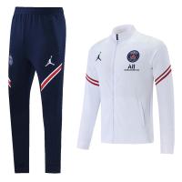 PSG Training Jacket Kit (Jacket+Pants) White 2021/22