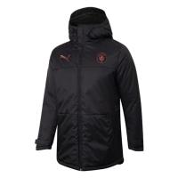 Manchester City Training Winter Long Jacket Black 2021/22