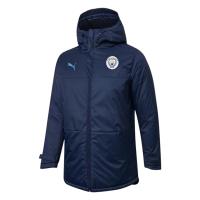 Manchester City Training Winter Long Jacket Navy 2021/22