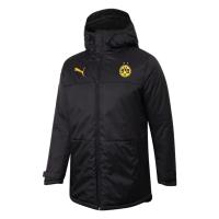 Borussia Dortmund Training Winter Long Jacket Black 2021/22