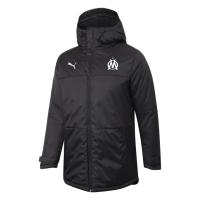 Marseille Training Winter Long Jacket Black 2021/22