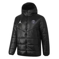 PSG Training Winter Jacket Black 2021/22