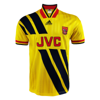 Arsenal Retro Soccer Jersey Away Replica 1993/94
