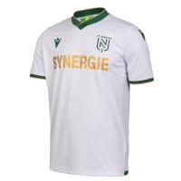 Nantes Soccer Jersey Away Replica 2021/22
