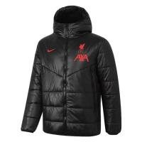 Liverpool Training Winter Jacket Black 2021/22