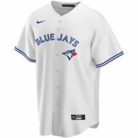 Men's Toronto Blue Jays Nike White Home 2020 Replica Custom Jersey