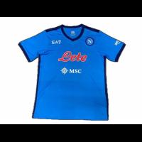 Napoli Soccer Jersey Home Replica 2021/22