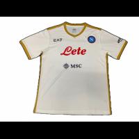Napoli Soccer Jersey Away Replica 2021/22