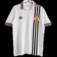 Manchester United Retro Soccer Jersey Away Replica 1975/80