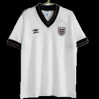 England Retro Soccer Jersey Home Replica 1984/87