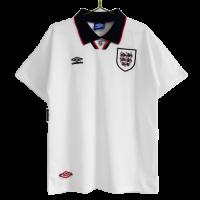 England Retro Soccer Jersey Home Replica 1994/95