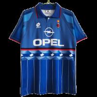 AC Milan Retro Soccer Jersey Away Replica 1995/96