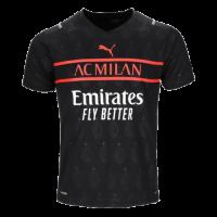 AC Milan Soccer Jersey Third Away Replica 2021/22