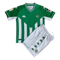 Real Betis Kid's Soccer Jersey Home Kit(Jersey+Short) Replica 2021/22