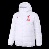 Liverpool Training Winter Jacket White 2021/22