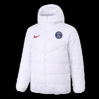 PSG Training Winter Jacket White 2021/22
