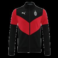 AC Milan Training Jacket Black&Red 2021/22